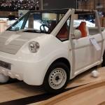 Czy tak będą wyglądać samochody przyszłości ?