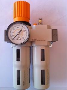 Stacja przygotowania powietrza z serii AGD-F