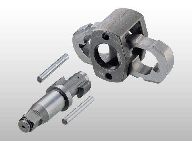 Mechanizmy udarowe kluczy pneumatycznych