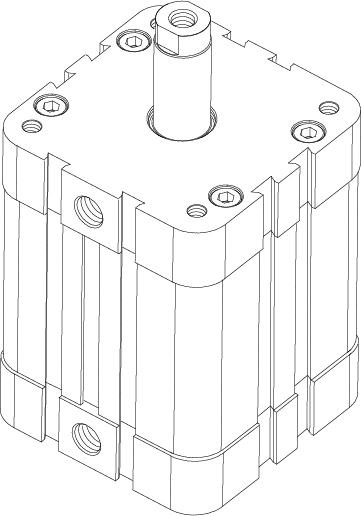 silownik pneumatyczny