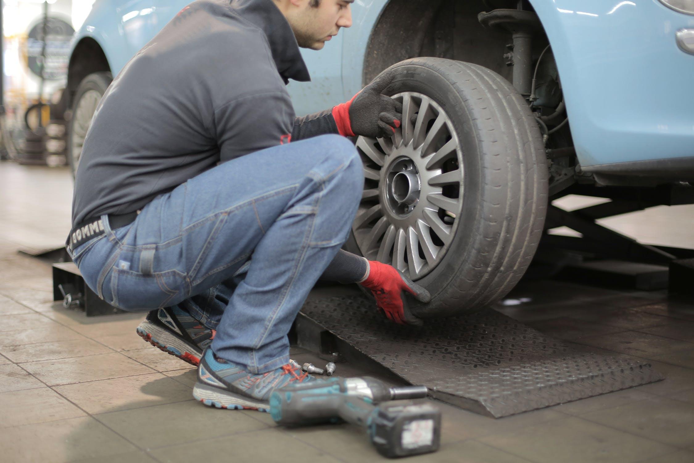 Jaki kompresor do klucza pneumatycznego